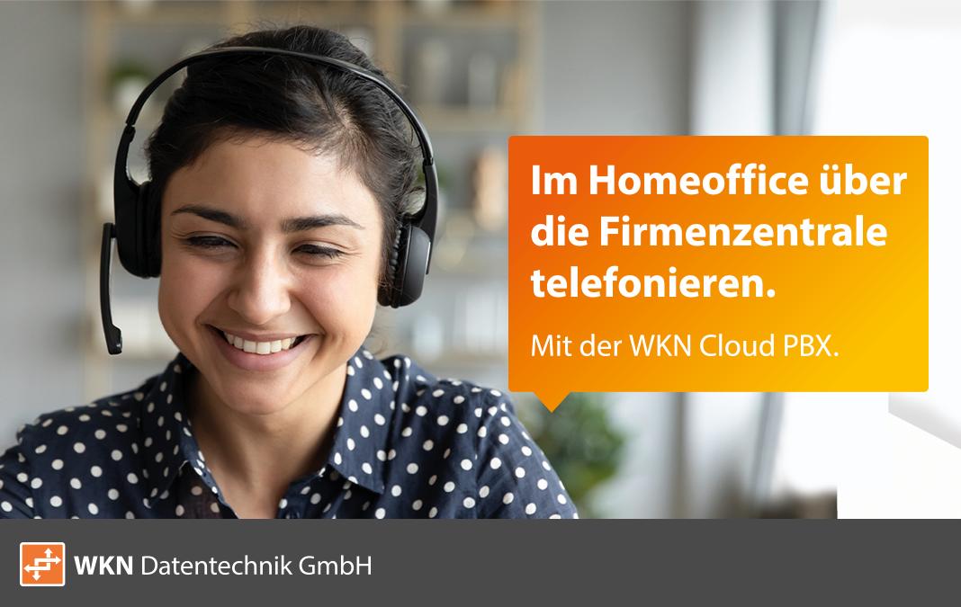 Cloud-Telefonie im Homeoffice