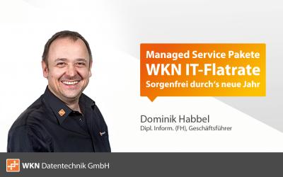 IT-Flatrate: Managed Service Pakete