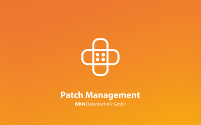 Patch Management Service von WKN Datentechnik