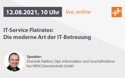 WKN Sommer-Akademie: Webcast am 12.08.2021