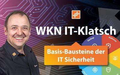Basis-Bausteine der IT-Sicherheit